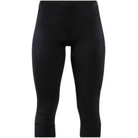 Craft Essence Bib Pants Women, black